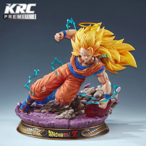 【PRE-ORDER】KRC-Studios  Dragon Ball Goku resin statue 1/6 &1/4 scale