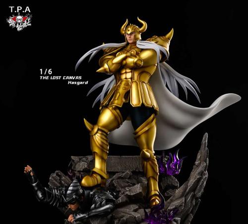 【PRE-ORDER】T.P.A  studio Hasgard Saint Seiya  resin statue 1/6 scale