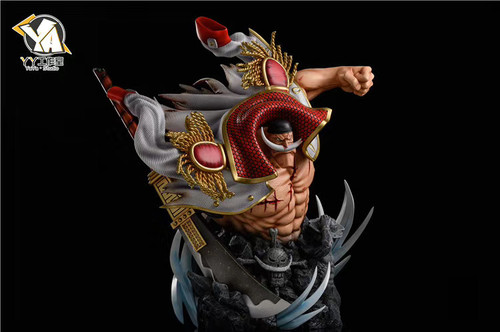 【PRE-ORDER】YAYA STUDIO Edward Newgate  ONE PIECE resin statue