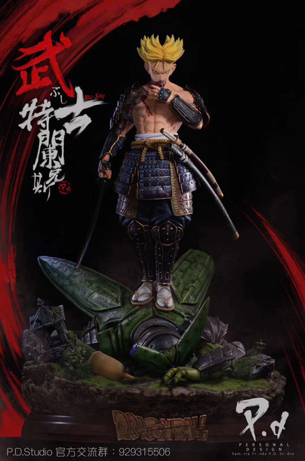 【IN-STOCK】P.D.Studio  Samurai Trunks  1/4  resin statue
