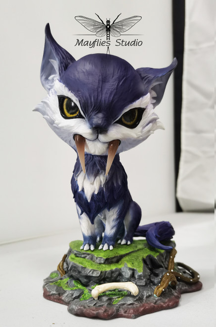 【PRE-ORDER】Mayflies Studio WOW moon Panthera resin statue