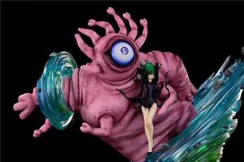 【PRE-ORDER】M-PARK  studio Terrible Tornado  ONE PUNCH-MAN resin statue  1/6 scale