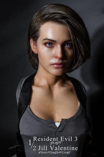 【PRE-ORDER】FANTASYTOYS - Resident Evil3 1:2 Jill bust