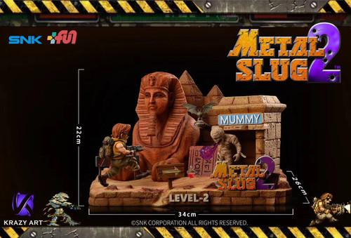 【PRE-ORDER】Krazy Art studio SNK  Metal Slug 2  resin statue