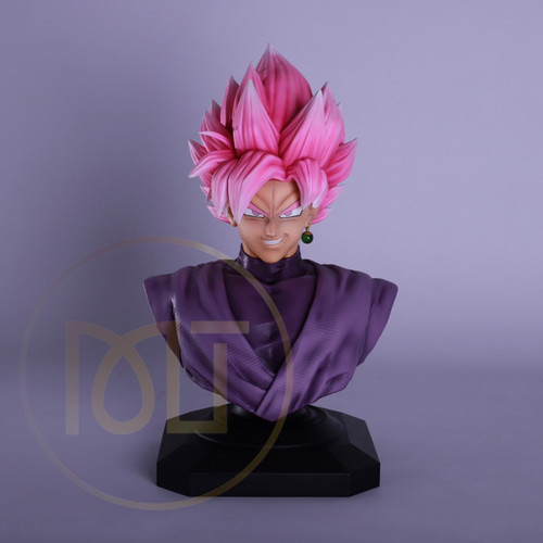 【In-stock】 MT studio resin statue Rose black goku   1:1 scale Bust