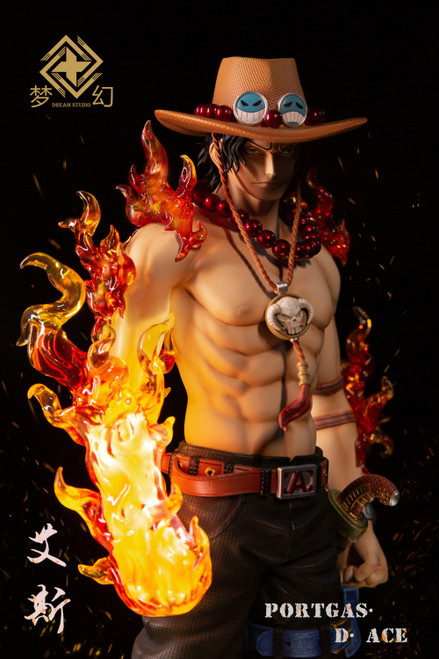 【PRE-ORDER】DREAM STUDIO Portgas·D· Ace 1/5 scale resin statue
