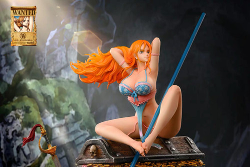 【PRE-ORDER】ONE PIECE Nami resin statue 1/4 scale