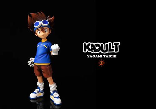 【PRE-ORDER】KIDULT STUDIO YAGAMI TAICHI  Digimon Adventure resin statue