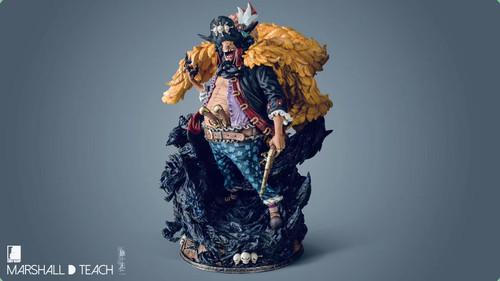 【PRE-ORDER】LASTSLEEP studio Marshall·D·Teach 1/6&1/4 scale resin statue