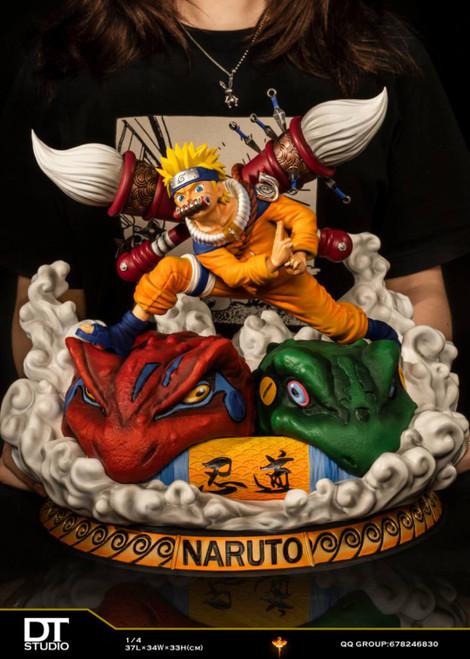 【PRE-ORDER】 DT-Studios 1/4 scale Uzumaki Naruto  resin statue