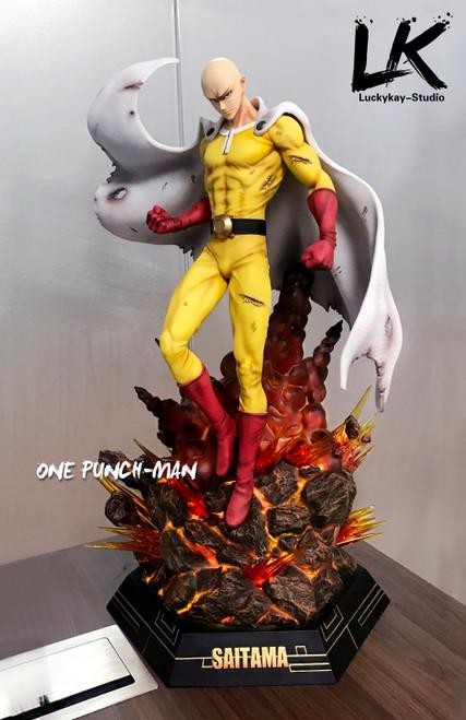 【PRE-ORDER】LK Studio Saitama ONE PUNCH-MAN resin statue