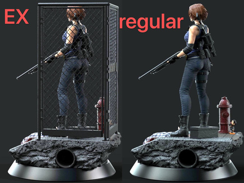 【PRE-ORDER】FE studio Resident Evil JILL 1/4