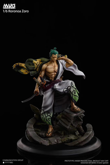 【PRE-ORDER】MARS Studio Zoro 1/6 scale   resin stusue