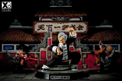 【PRE-ORDER】XBD studio Dragon Ball  Master Roshi  resin statue