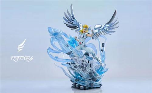 【PRE-ORDER】Feather Studio Hyoga Saint Seiyaresin statue