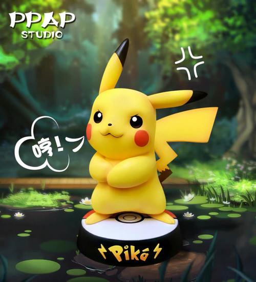 【IN-STOCK】PPAP STUDIO Pikachu 1:1 scale resin statue
