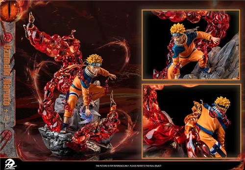 【PRE-ORDER】DP9 Studio   Naruto The Battle at the Valley of the End resin statue