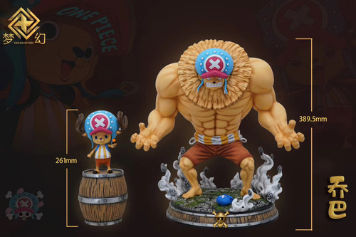 【PRE-ORDER】DREAM STUDIO 1/5 scale   Tony Tony Chopper resin statue