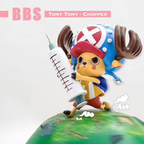 【PRE-ORDER】BBS studio Chopper resin studio