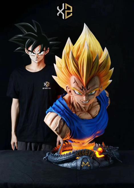 【PRE-ORDER】XZ-Studios Dragon Ball Vegeta1:1 scale resin statue