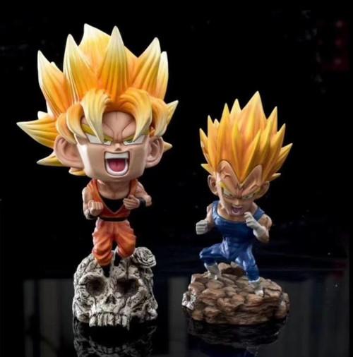 【PRE-ORDER】MG--Studio SD scale Goku resin statue