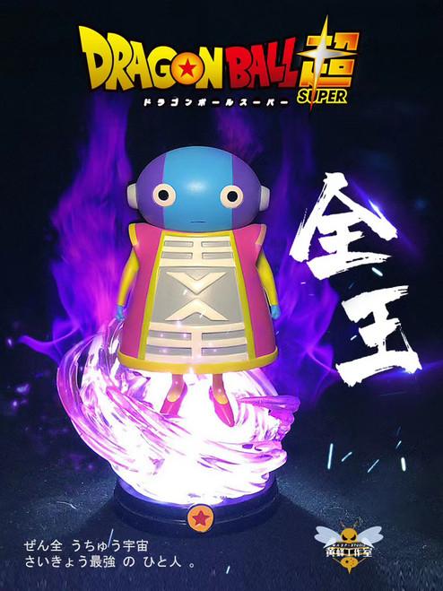 【PRE-ORDER】 Wasp studio  Dragon Ball Super Zen'ō resin statue  1/6 scale