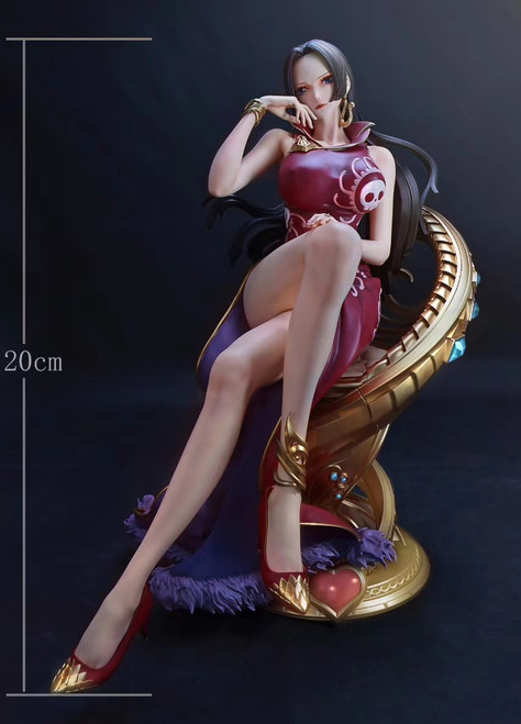 【PRE-ORDER】Singularity studio Boa·Hancock ONE PIECE resin statue
