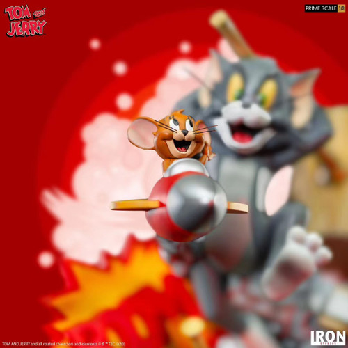 【PRE-ORDER】Lron studio Tom and Jerry resin statue