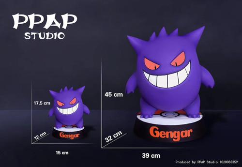 【PRE-ORDER】PPAP Studio Gengar  resin statue