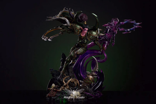 【PRE-ORDER】Mayflies studio Big hunter resin statue
