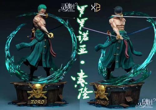 【PRE-ORDER】Soul studio &XS -STUDIO Zoro  resin statue 1/4 & 1/6 scale