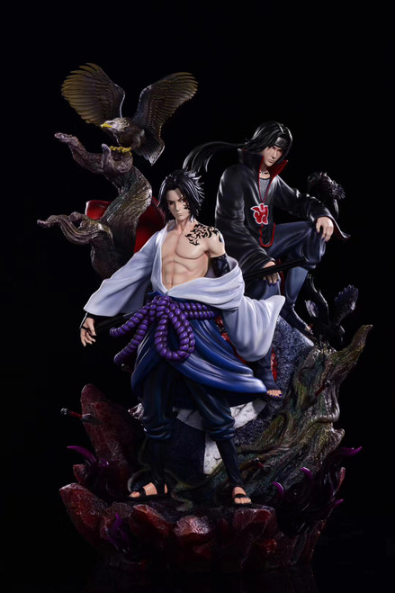 【In-stock】CW&SURGE  studio  Sasuke & Itachi   resin statue