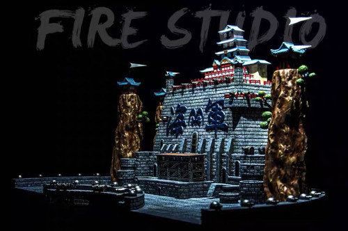 【IN-STOCK】Fire studio Naval Headquarters resin statue