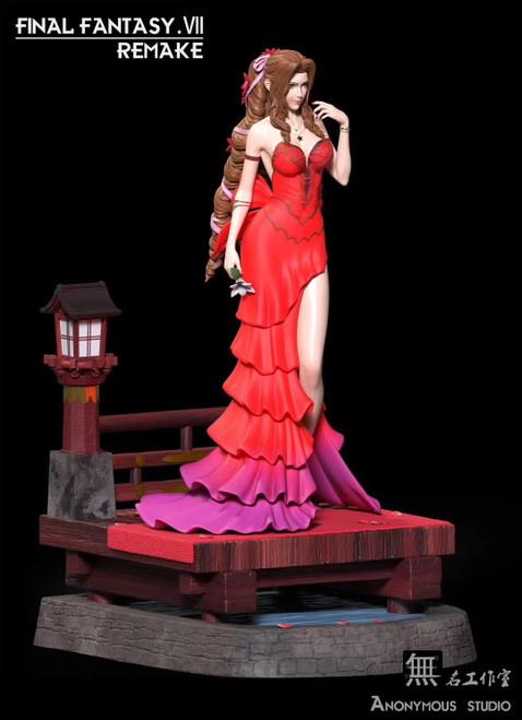 【PRE-ORDER】ANONYMOUS STUDIO  FF1 Aeris 1/4  scale