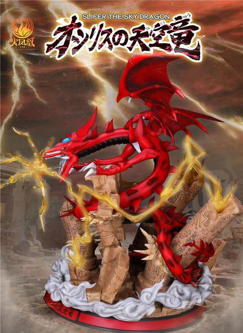 【PRE-ORDER】Phoenix studio Duel Monsters Slifer the Sky Dragon  resin statue