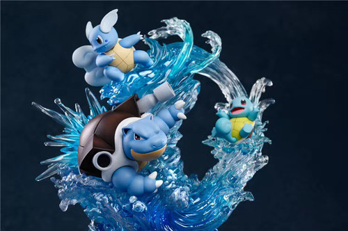 【PRE-ORDER】MFC studio Squirtle  Pokémon resin statue