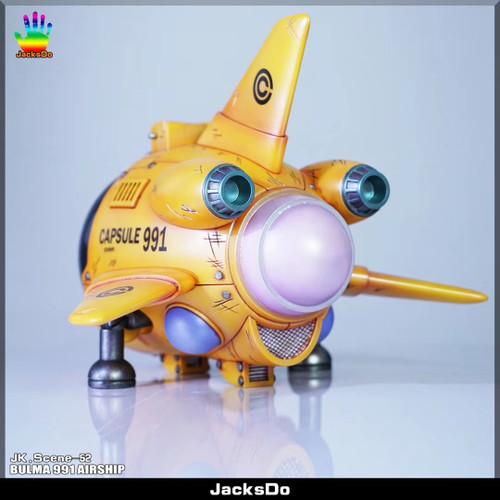 【PRE-ORDER】JacksDo studio  DBZ Buruma NO.991 spaceship GK studio