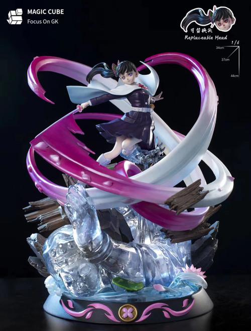 【Pre-order】MAGIC  CUBE Tsuyuri Kanawo  resin statue