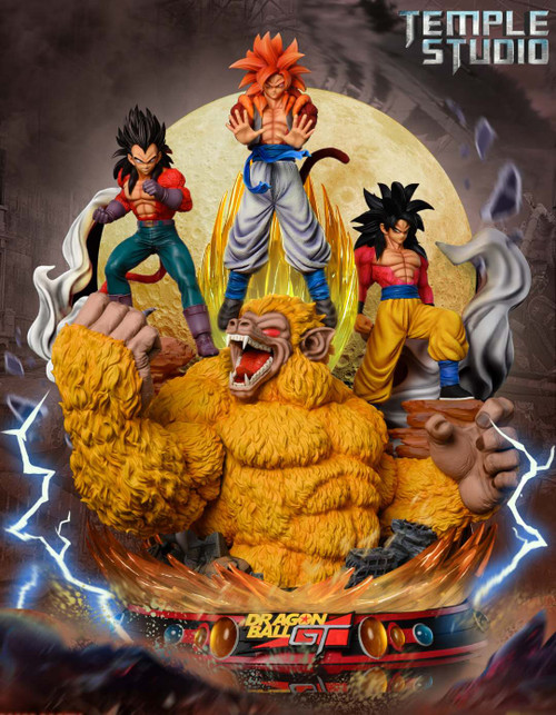 【PRE-ORDER】Temple studio  Dragon Ball GT resin statue