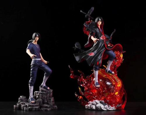 【PRE-ORDER】Burning wind & Flamingo  studio  Uchiha Itachi  1/7 scale resin statue