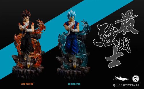 【PRE-ORDER】XAYU studio  & light weapons Vegetto resin statue 1/6 scale