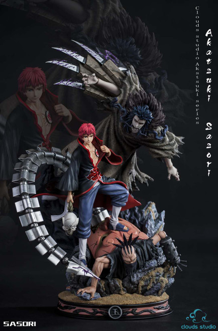 【PRE-ORDER】Clouds studio Sasori resin statue