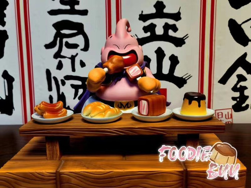 【PRE-ORDER】A+ studio Foodie  BUU SD scale  resin statue