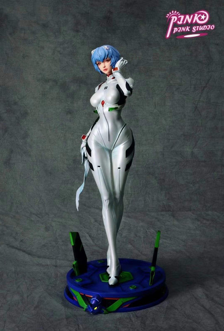 【PRE-ORDER】Pink Pink Studio Ayanami Rei  1/4  scale  resin statue