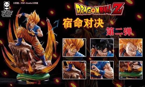 【PRE-ORDER】FDF-Studio Son Goku 1/6 scale resin statue