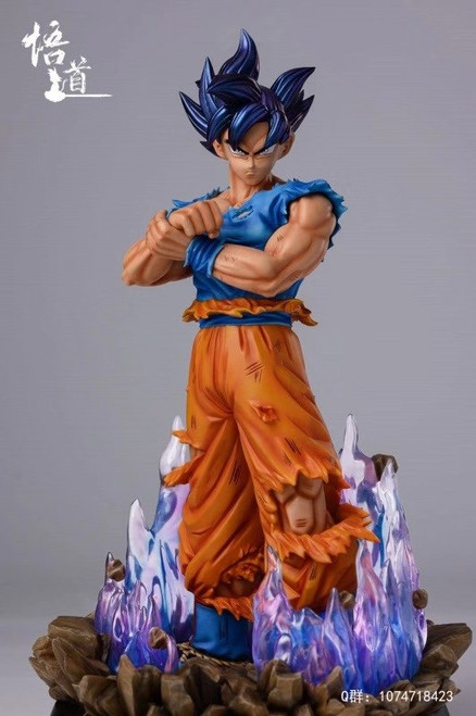【PRE-ORDER】Wudao  Studio  1/6 scale  Goku resin statue