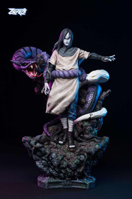 【PRE-ORDER】Zero studio  Orochimaru resin statue