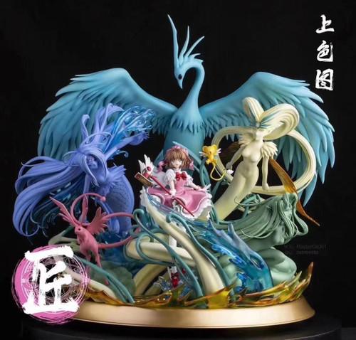 【PRE-ORDER】Jiang studio  Card Captor Sakura  resin statue