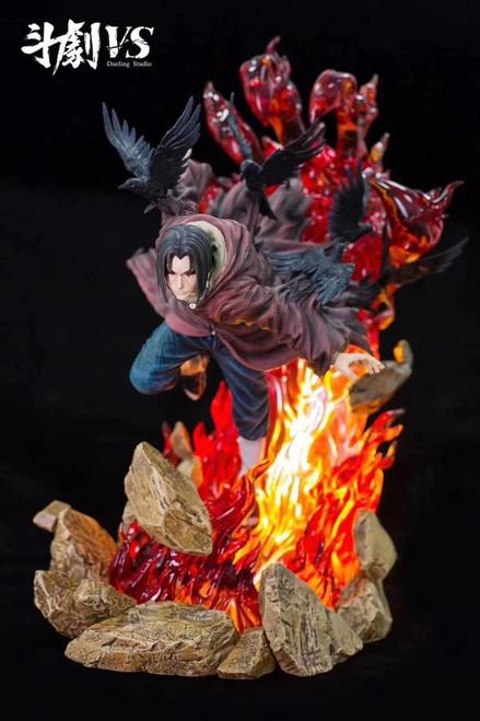 【PRE-ORDER】Dueling studio 1/7 scale  Itachi  resin statue