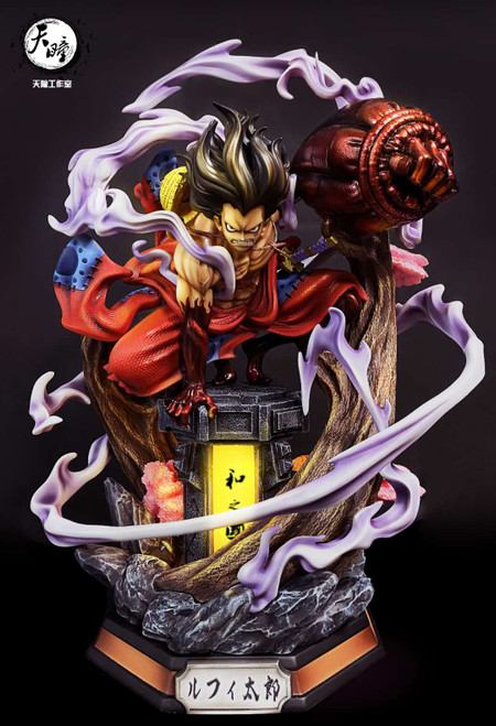 【PRE-ORDER】Tian Tong studio Wano country luffy  resin statue